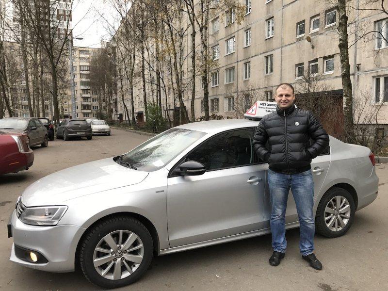Инструктор Житомирский Виктор Игоревич